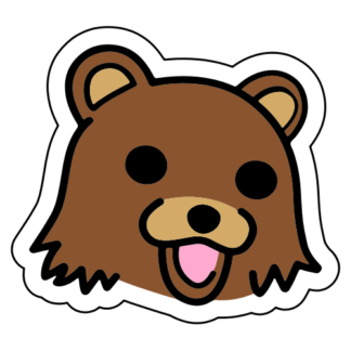 Pedobear Sticker